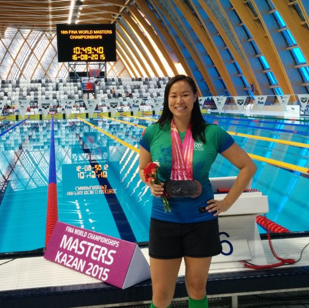 Linh Carpenter - Kellett Director of Swimming