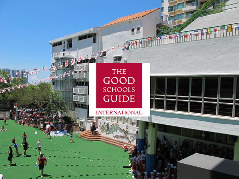 Pok Fu Lam Prep School featured in Good Schools Guide