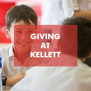 Giving at Kellett