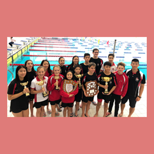 Kellett makes waves at its first HKSSF swim gala!