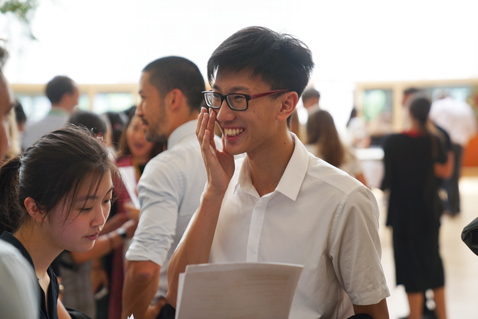 Congratulations to last year's Year 11s on their fantastic GCSE results!
